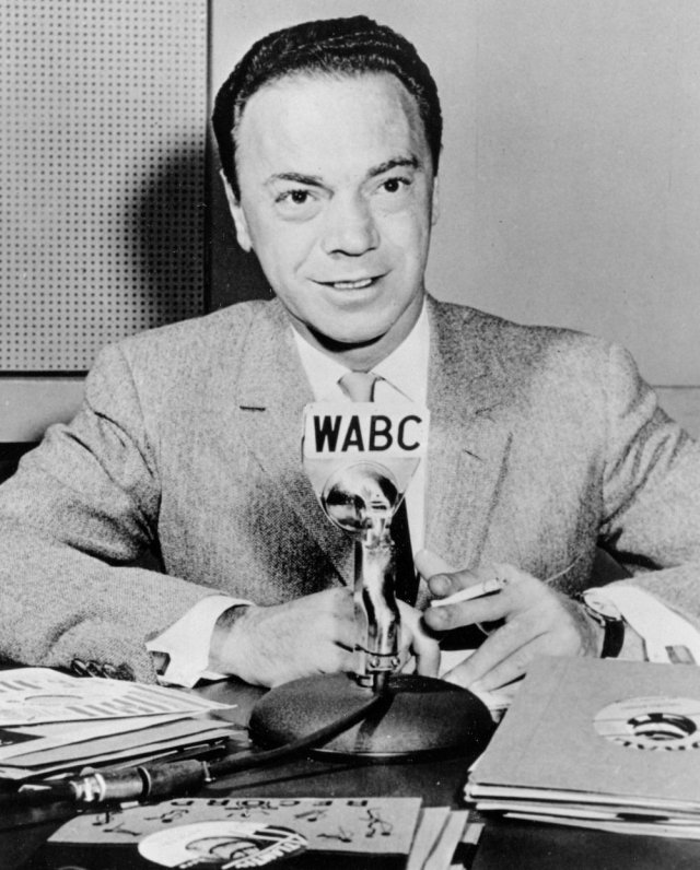 Il DJ del rock 'n' roll Alan Freed