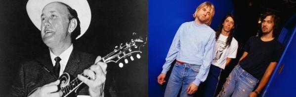 Bill Monroe Nirvana