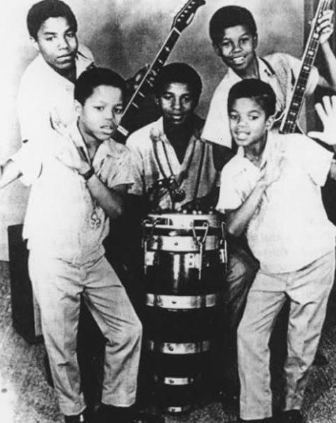 I Jackson 5 nel 1968