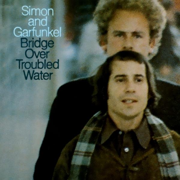 Simon and Garfunkel - Bridge Over Troubled Water (Columbia, 1970)