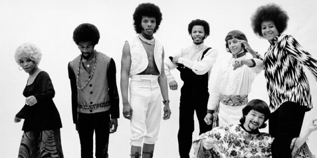 Sly & The Family Stone negli anni '70