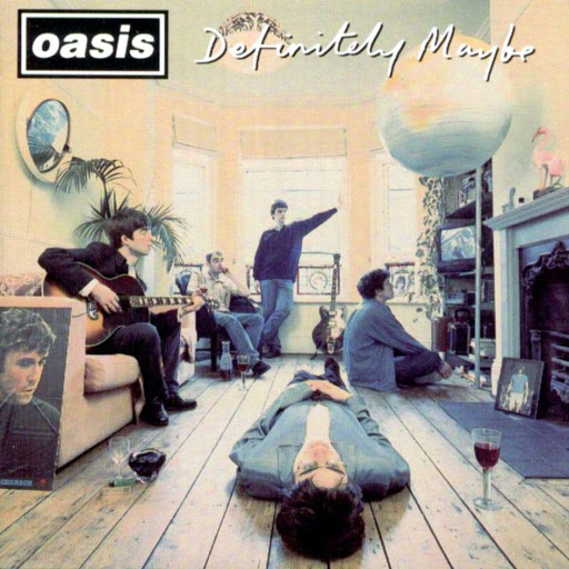 L'esordio dei mancuniani Oasis: Definitely Maybe