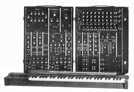 Un synth prima maniera; un'invenzione che ha cambiato la storia della musica moderna