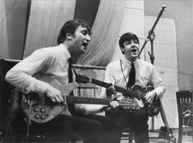 John Lennon e Paul McCartney, un'accoppiata geniale