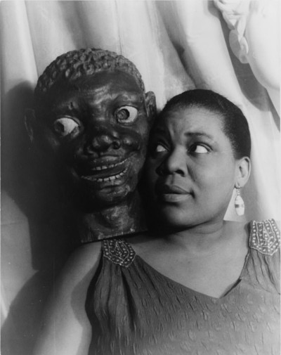 Bessie Smith in uno scatto dell'epoca