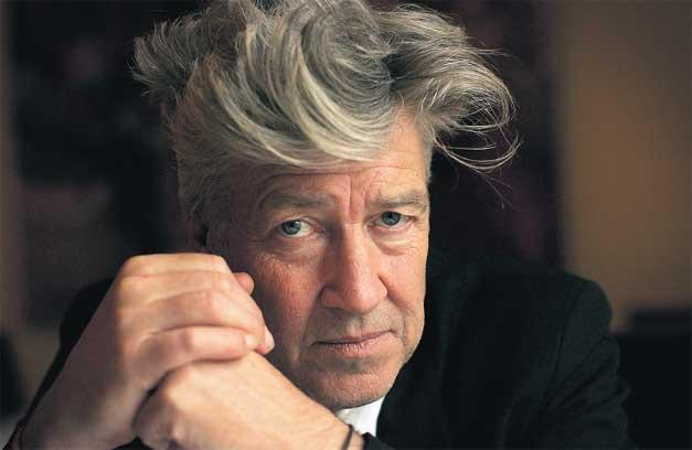 Il cineasta americano David Lynch