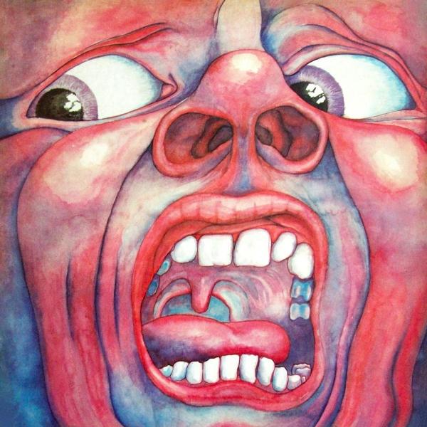 """King Crimson - """"In The Court Of Crimson King"""" (1969)"""
