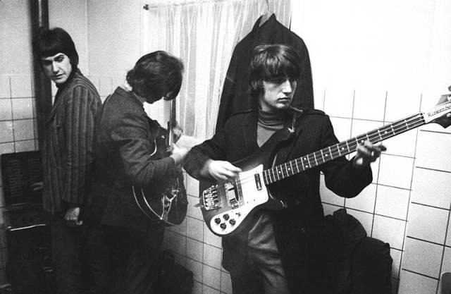 I Beatles nel 1964