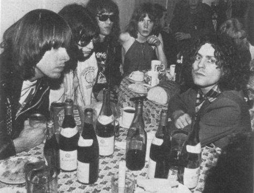 Bolan e i Ramones