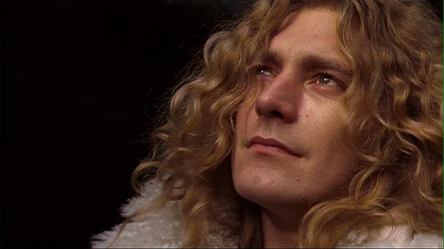 Il frontman dei Led Zeppelin, Robert Plant
