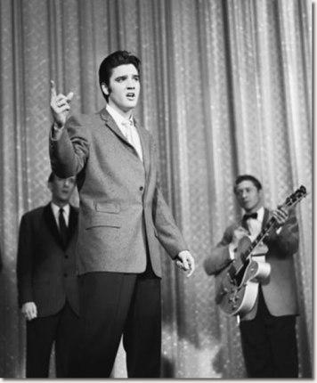 Un Elvis in piena forma