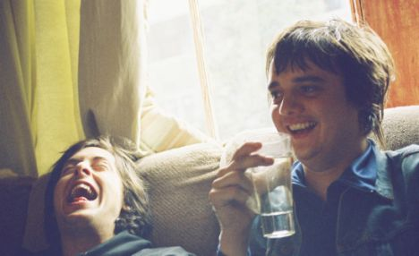 Carl barat e Pete Doherty