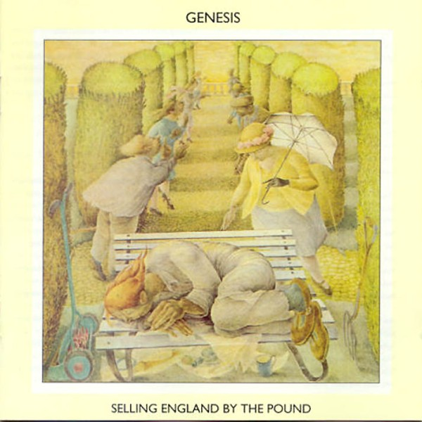 "Genesis ""Selling England By The Pound"" (1973)"