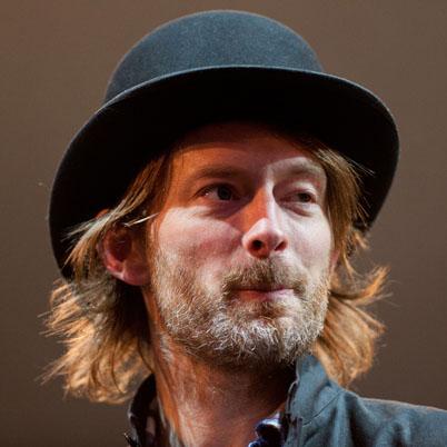 Thom Yorke, frontman dei Radiohead