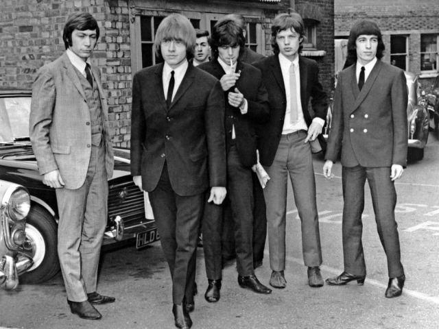 I Rolling Stones nella prima metà degli anni '60