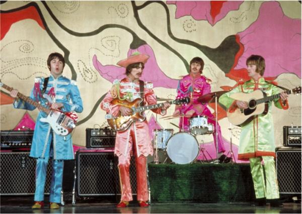 Beatles-Hello, Goodbye (1967) (primo video)