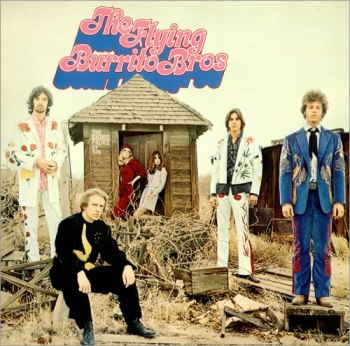Flying Burrito Brothers - The Gilded palace Of Sin (A&M, 1969)