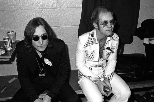 John Lennon - Elton John
