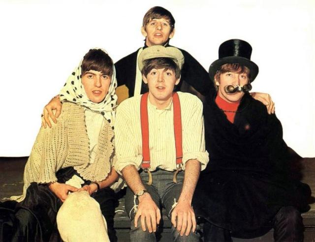 "I vestiti di scena del ""The Beatles' Christmas Show"