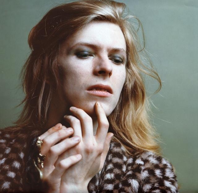 David Bowie nel 1971