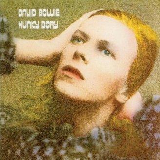 """La rappresentativa copertina di """"Hunky Dory"""" (RCA, 1971)"""
