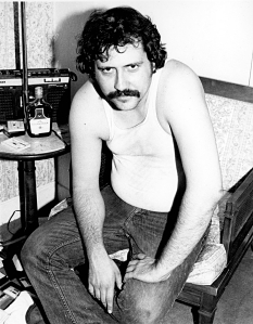 Lester Bangs (Photo by Roberta Bayley/Redferns)