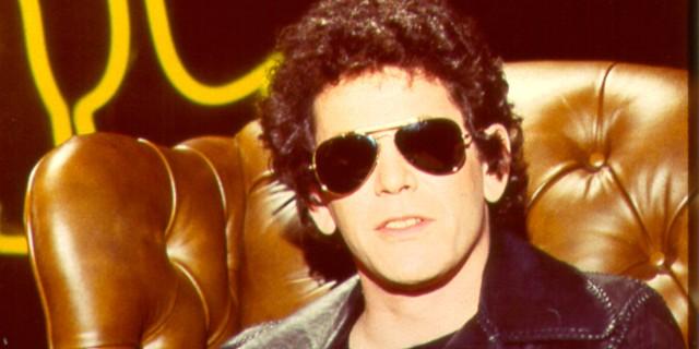 Lou Reed (Foto di Michael Ochs)
