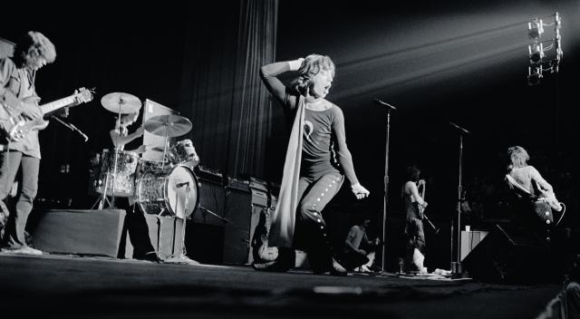 Gli Stones ad Altamont (6 dicembre 1969)