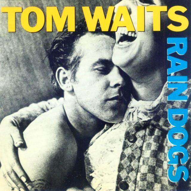 """la copertina di """"Rain Dogs"""""""