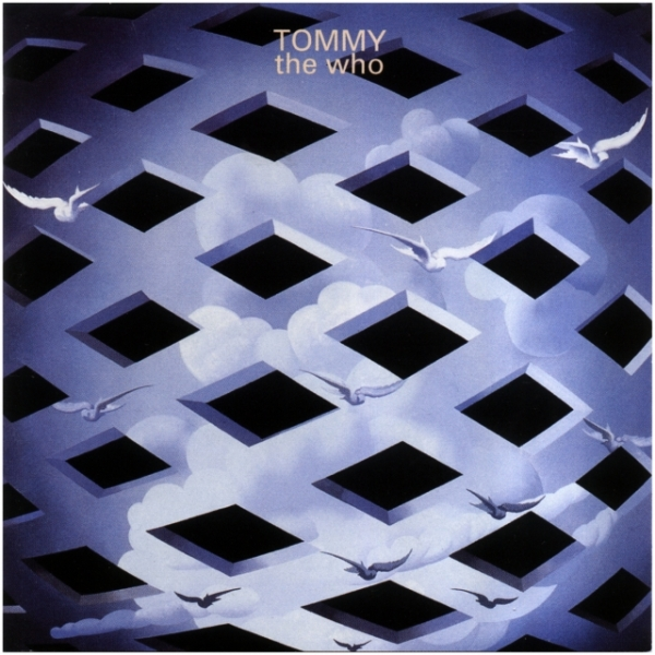 Who, Tommy: copertina di Mike Mcinnerney