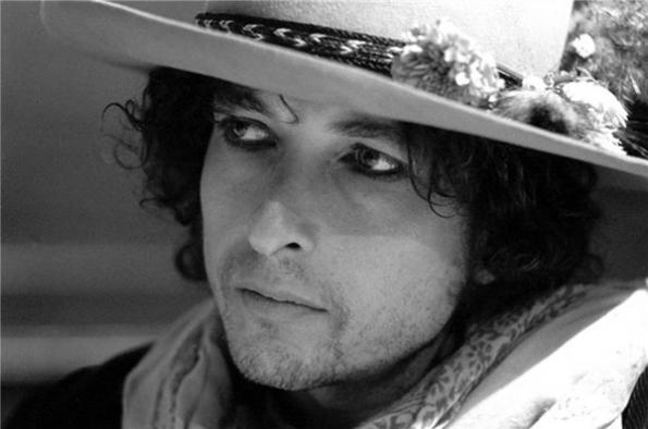 "Dylan nel 1976 in versione ""Gypsy"""
