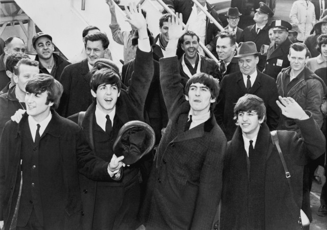 I Beatles in America