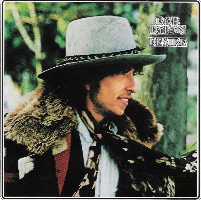 "Bob Dylan ""Desire"" (Columbia, 1976)"