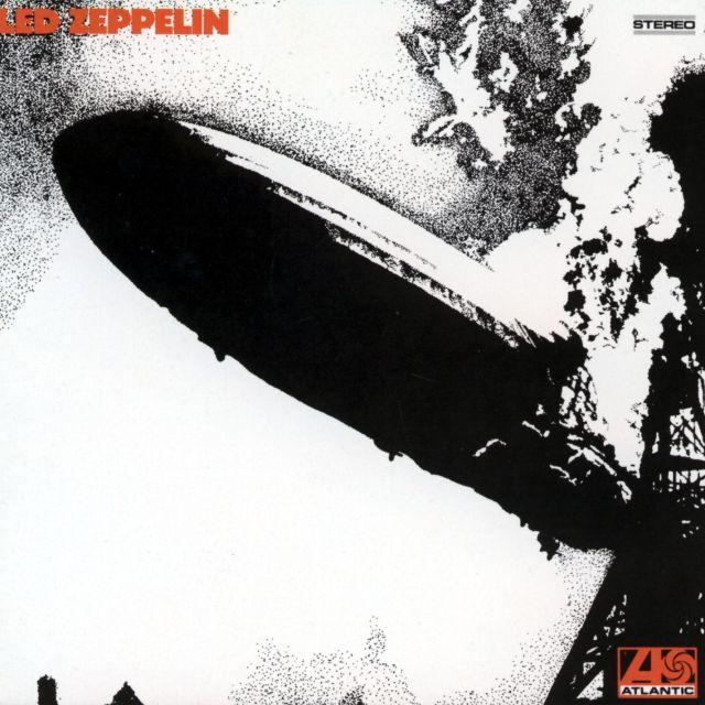 """Led Zeppelin"" (Atlantic, 1969)"