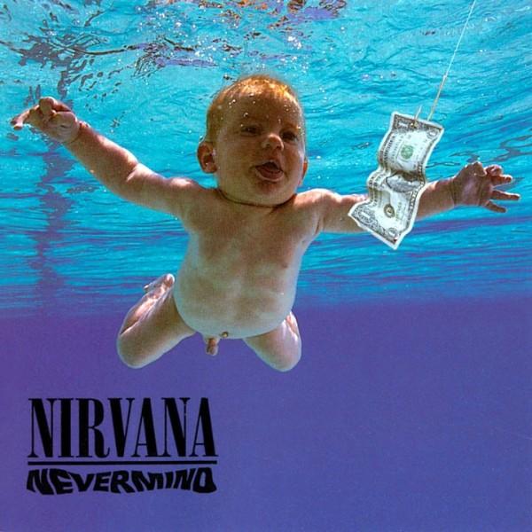 Nirvana - Nevermind (Geffen, 1991)