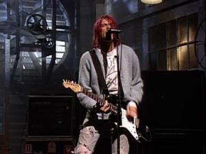 11 gennaio 1992: Kurt Cobain protagonista al Saturday Night Live insieme ai Nirvana