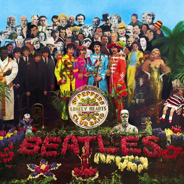 Beatles, Sgt. Pepper's Lonely Hearts Club Band (Parlophone, 1967)