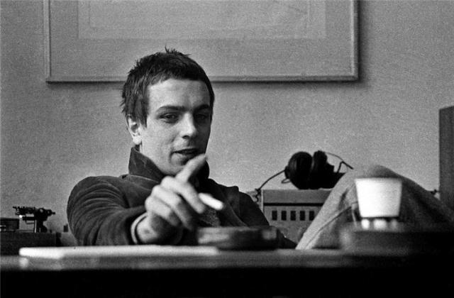 """Roger Keith """"Syd"""" Barrett nel 1970"""