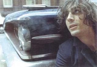 Una rara fotografia di Syd Barrett nel 1970